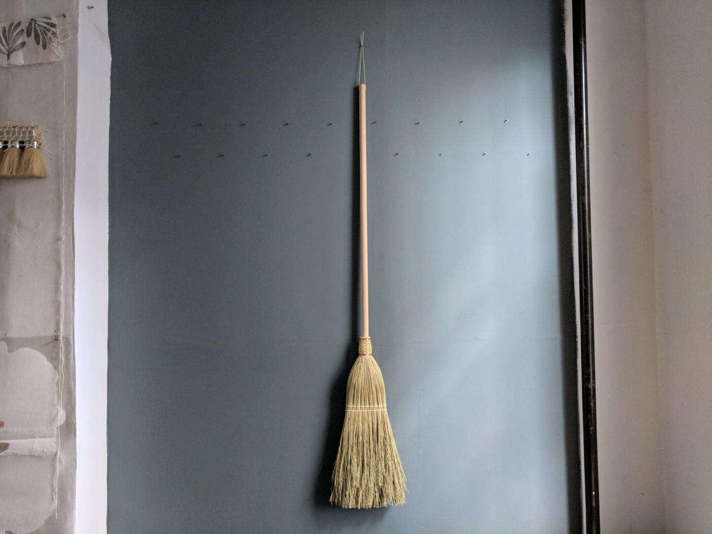 Object of Desire: Handmade Luxe Brooms from a Brooklyn Artist ...