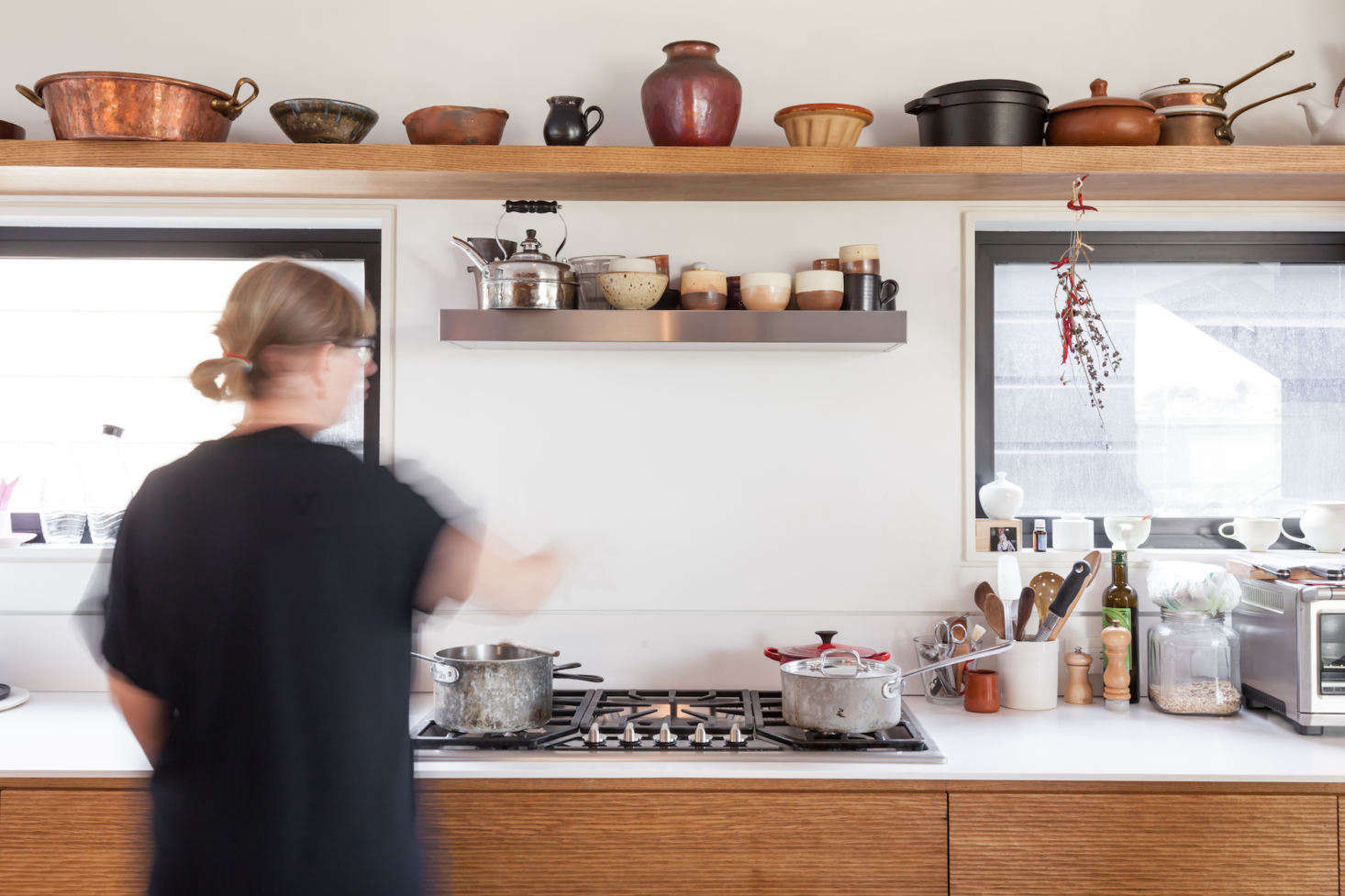 Tour the Home Kitchen of Tartine Owners Elisabeth Prueitt and Chad ...