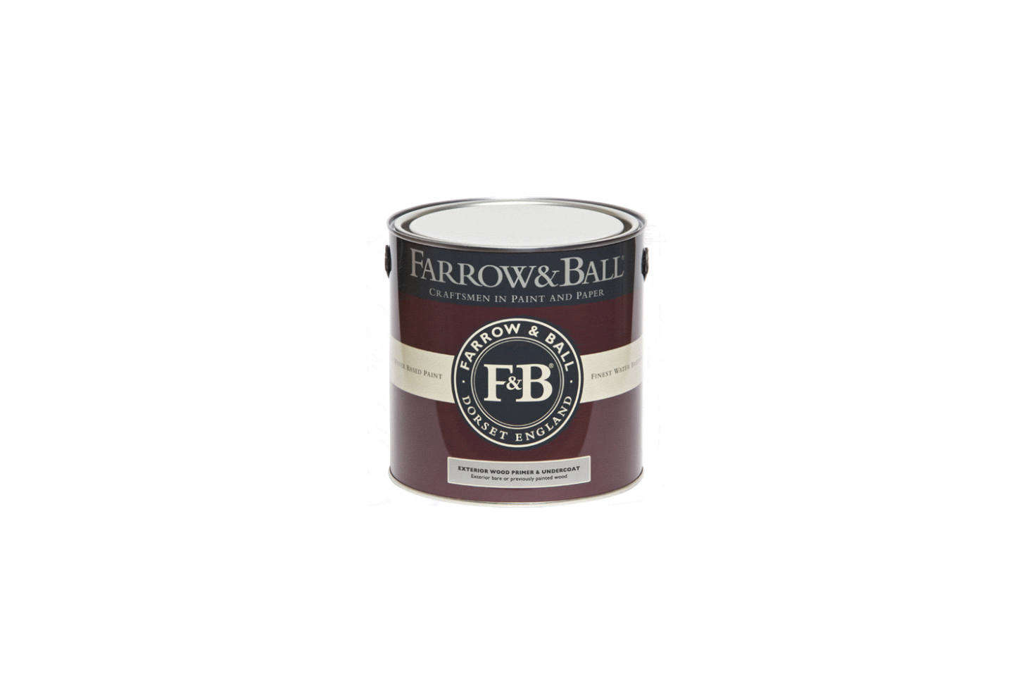 Several Years Ago Farrow U0026 Ball Moved Its Paint To A Water Based Formula,