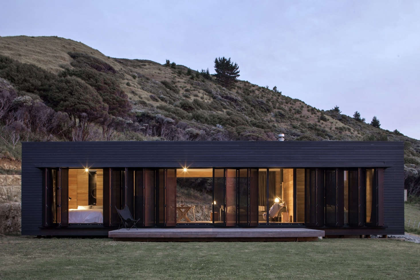 An Off the Grid Cottage in New Zealand Available for Rent Remodelista