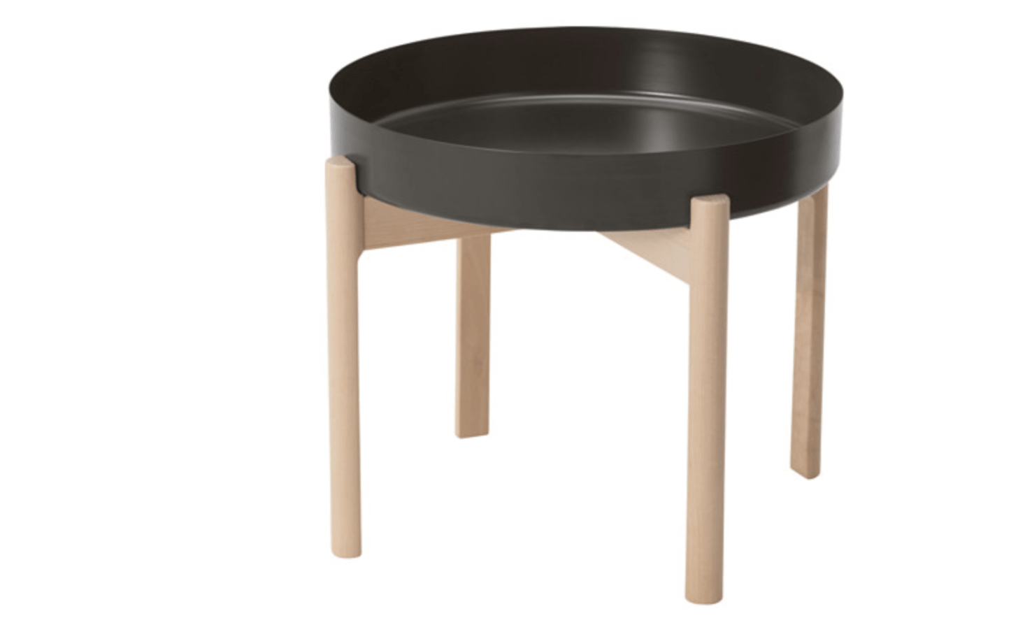 Designed By Hay For Ikea The Ypperlig Coffee Table Has A Birch Base And
