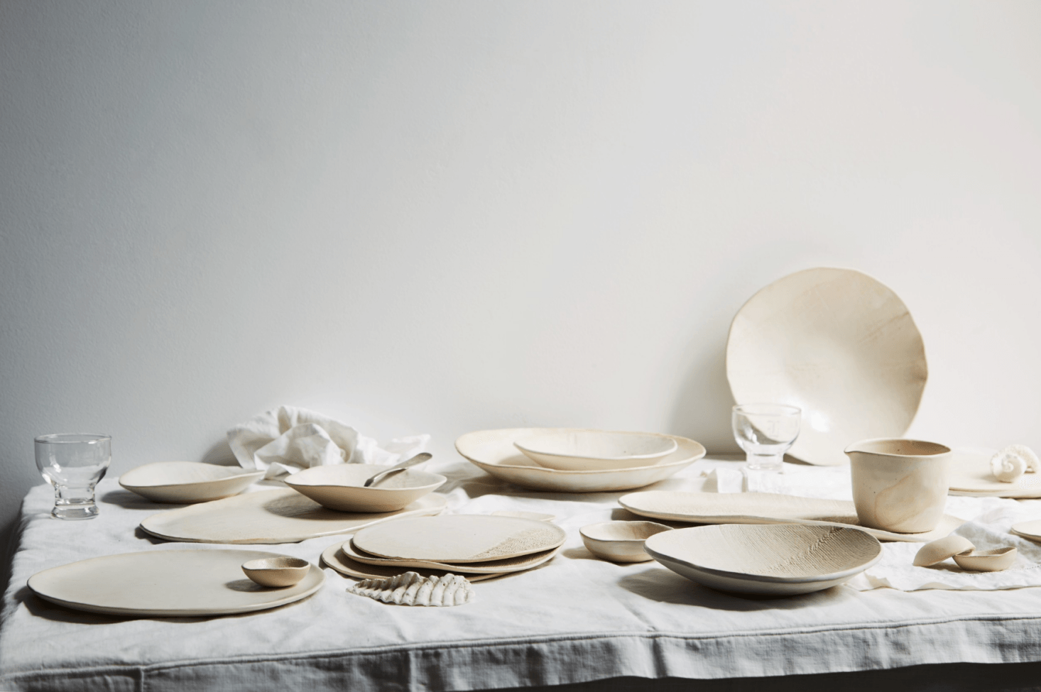 Current Obsessions: The Chef and the Ceramicist