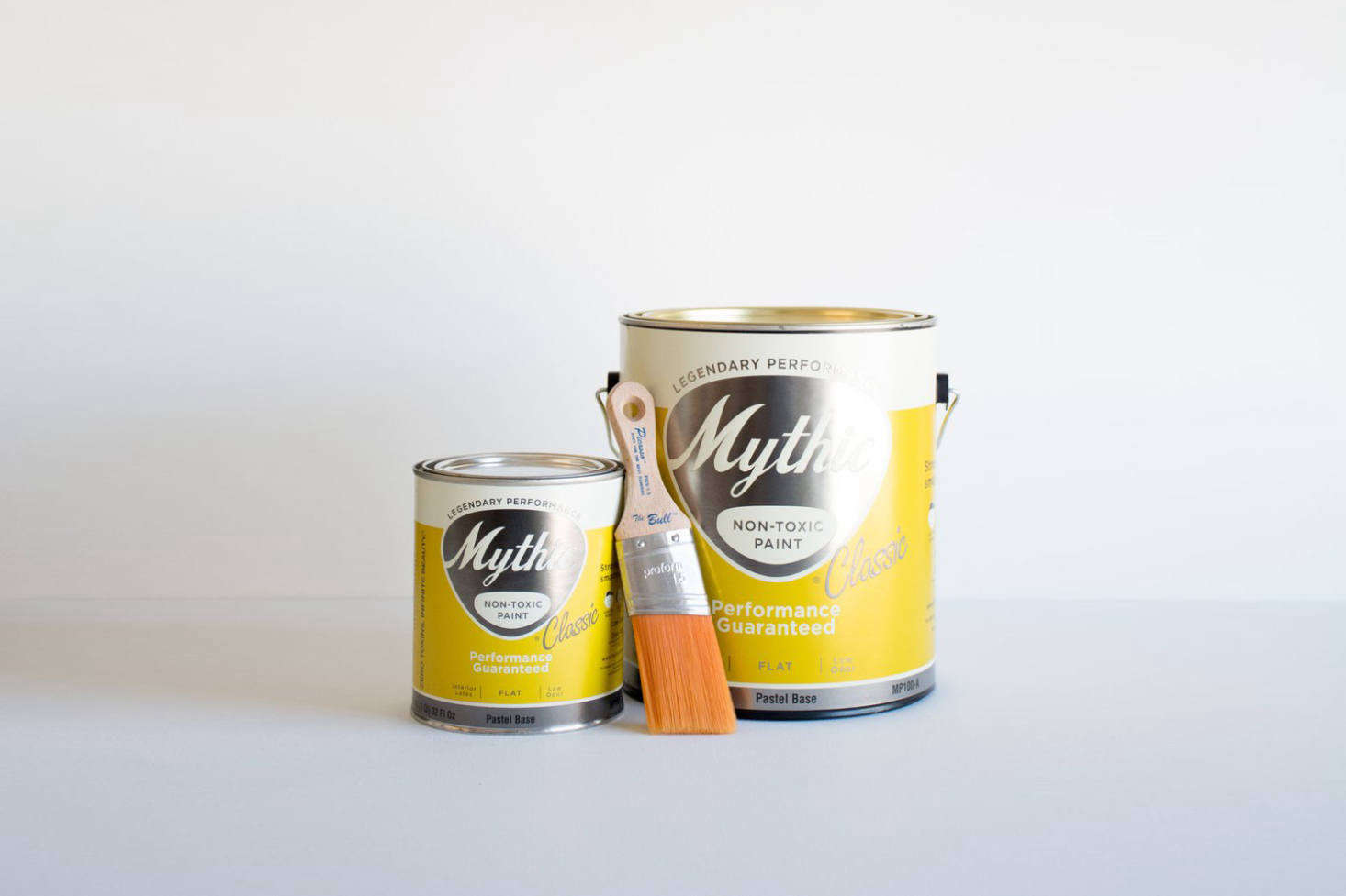 Mythic Paint Is A Nontoxic Ultra Low Odor That Provides The Durability