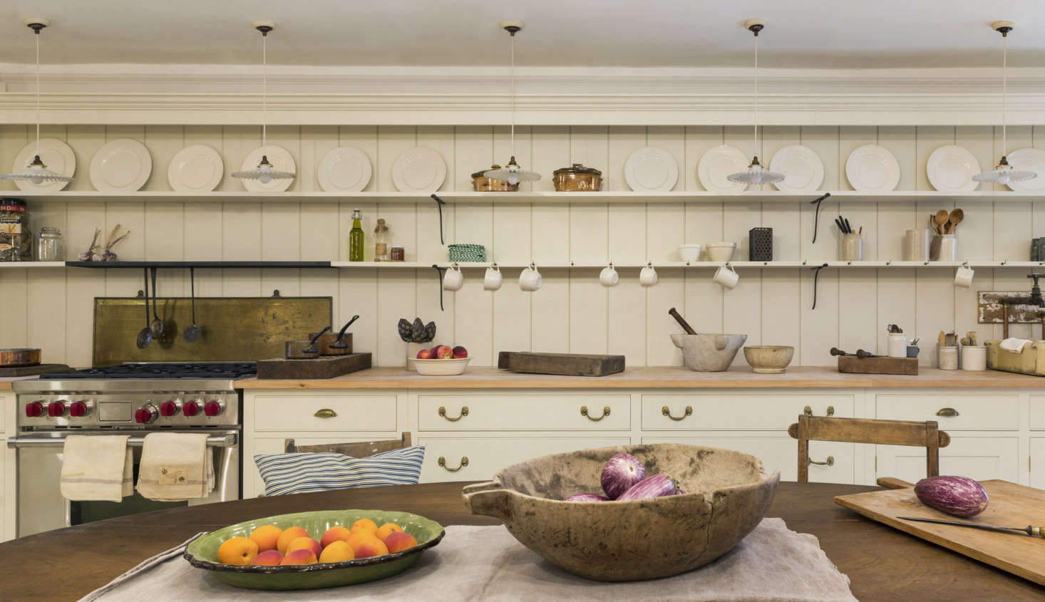 This Is A Working Kitchen (in Which Just About Everything Happens To Be For  Sale