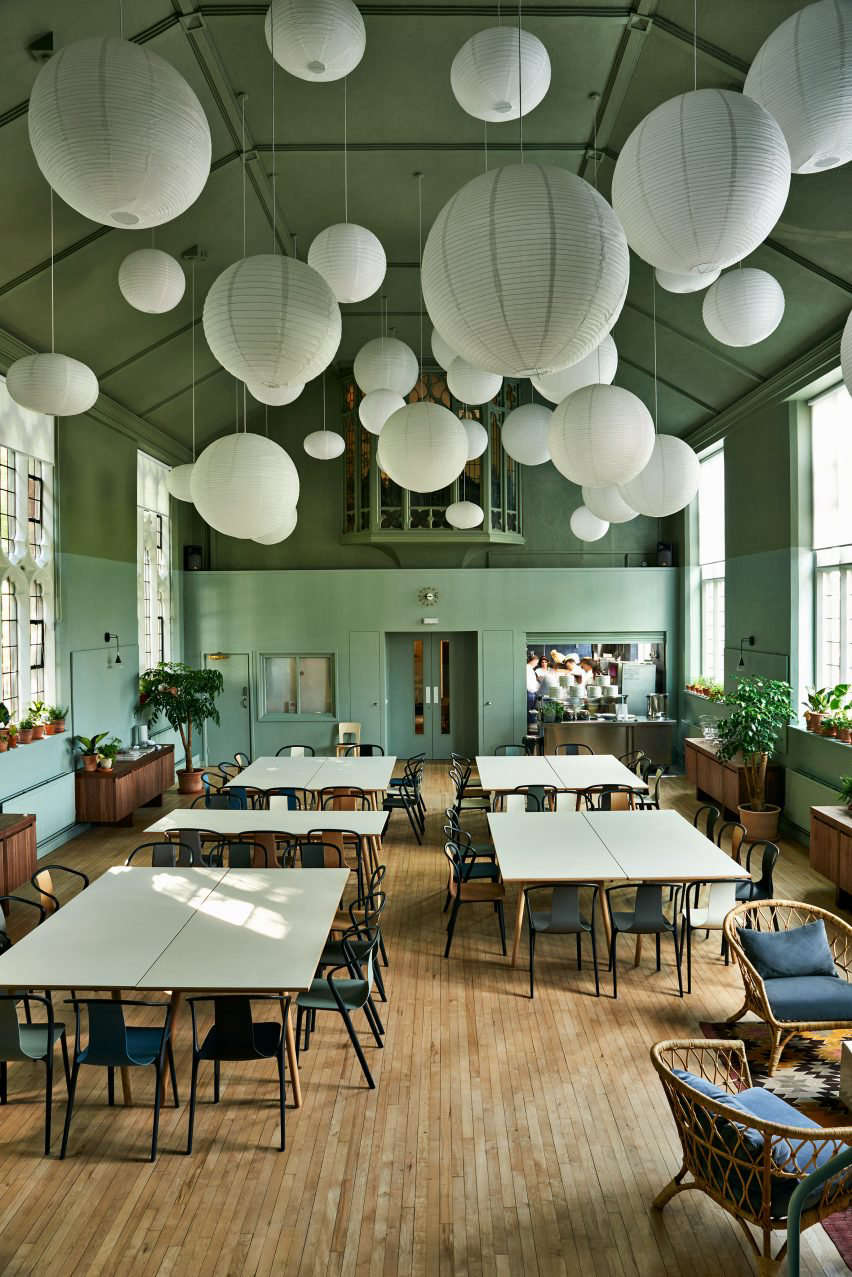 Refettorio Felix: A London Soup Kitchen Designed by Ilse Crawford