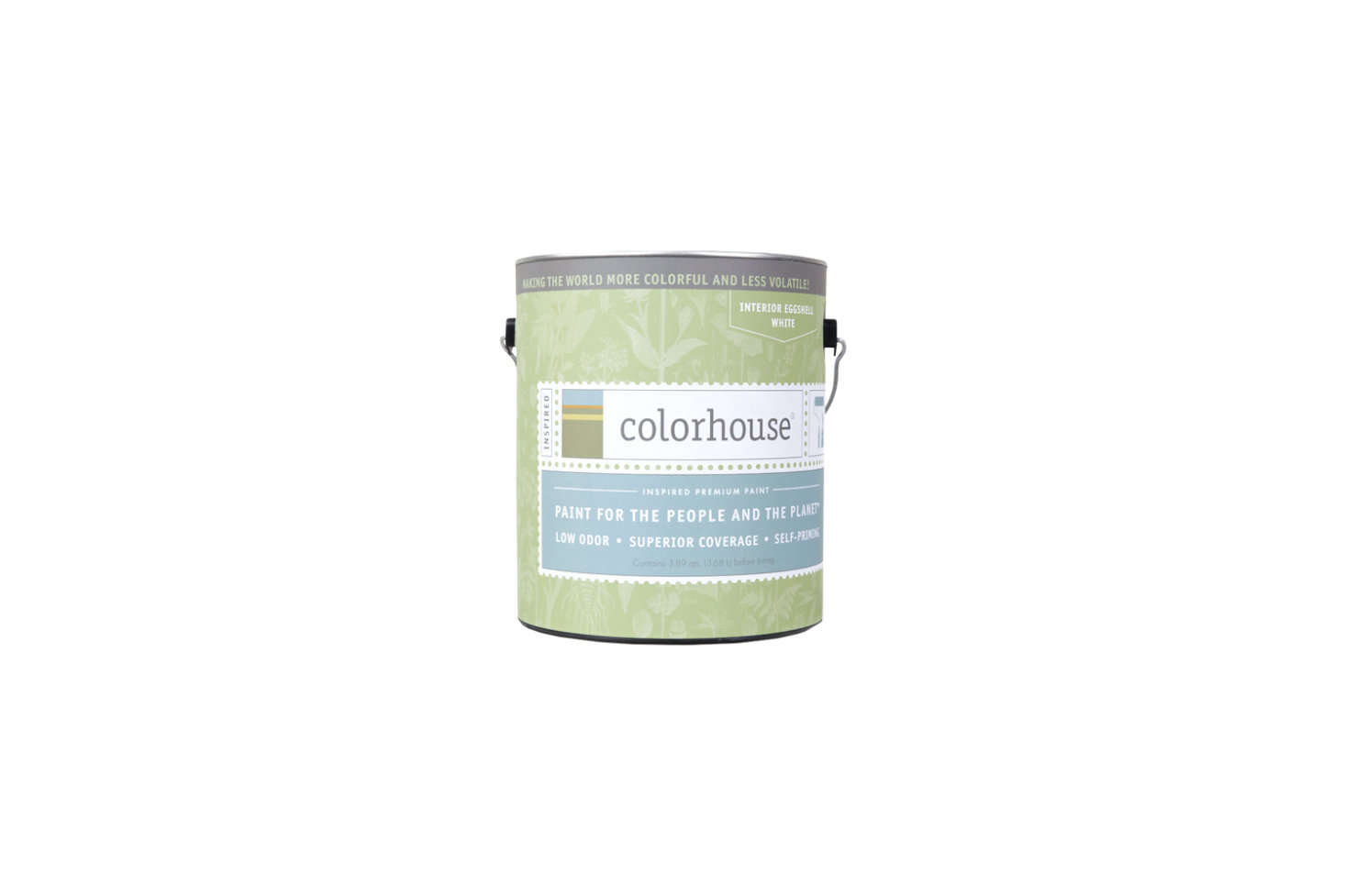 Portland Oregon S Yolo Colorhouse Offers Premium No Voc Interior And Exterior Paints With A