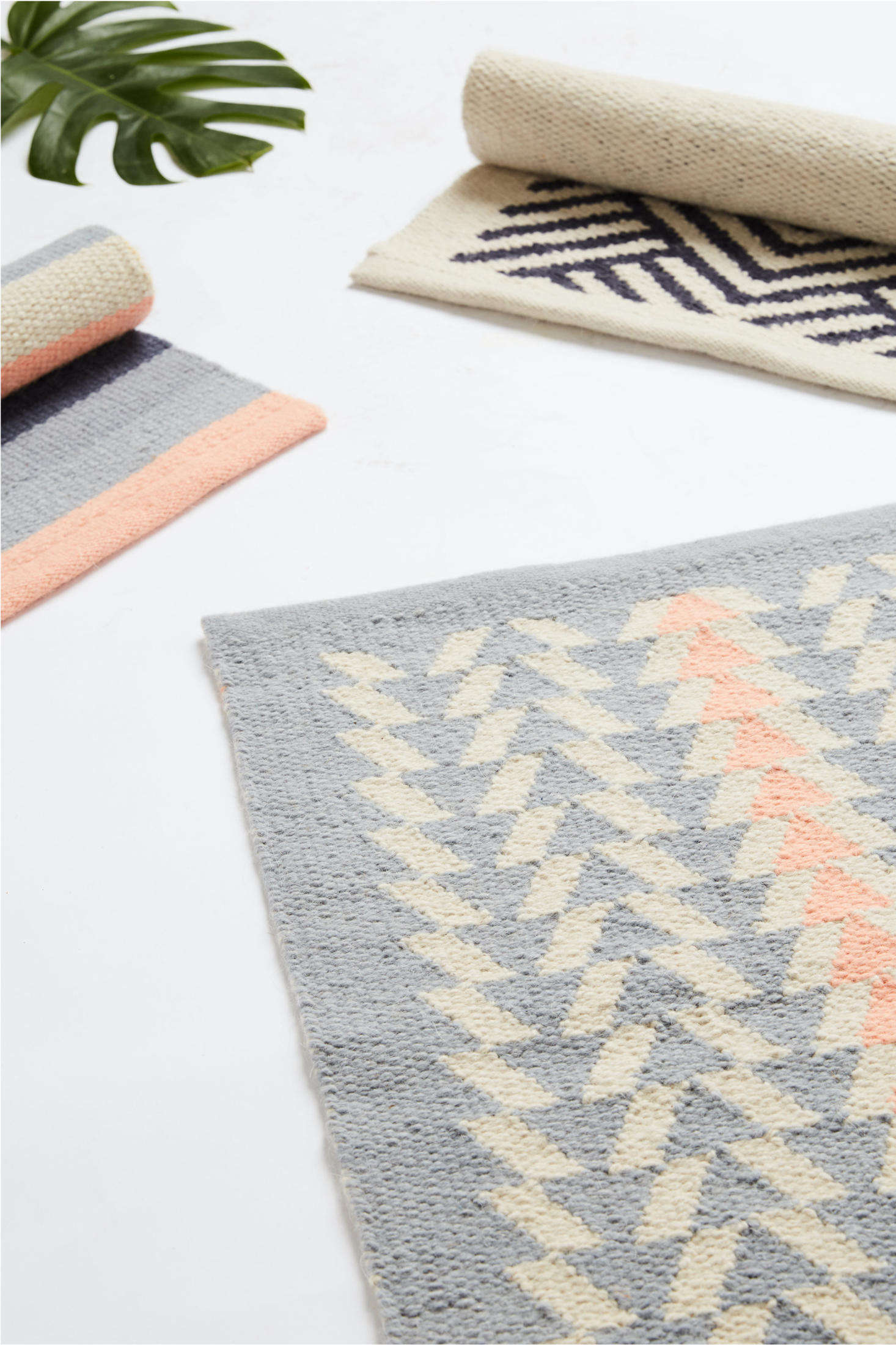Ama Connection works closely with artisan communities to handcraft rugs using sustainable materials and ancient techniques.
