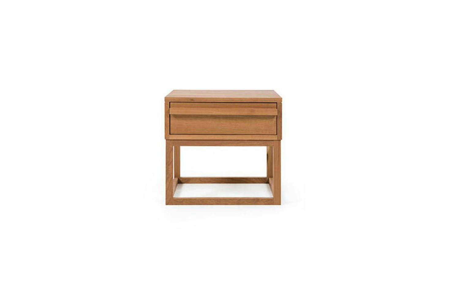 De La Espadau0027s 012 Atlantico Bedside Table Consists Of A Single Drawer  Resting On An Open