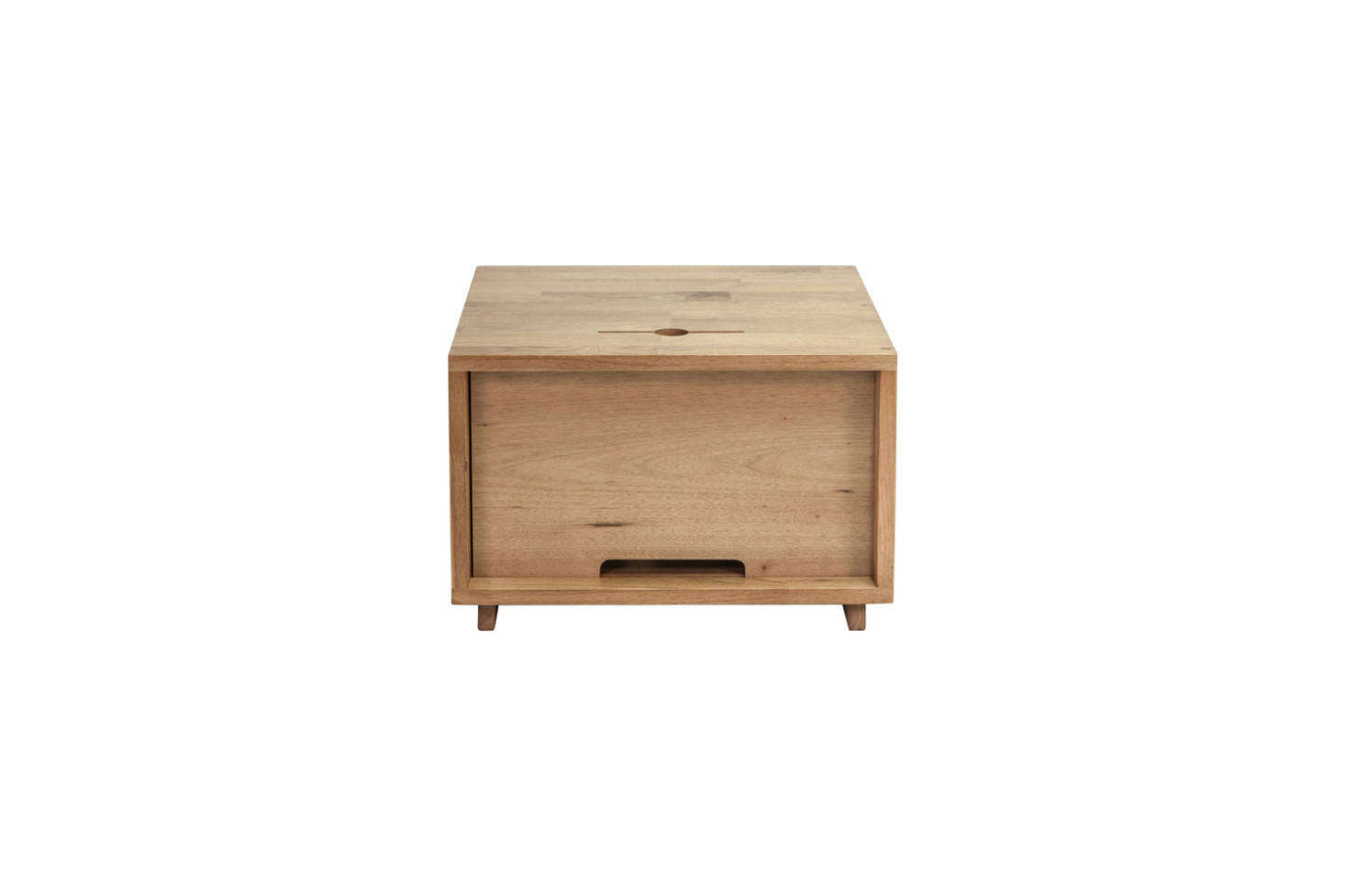 10 easy pieces modern wood bedside tables remodelista the mash studios lax series night table in english walnut with a natural oil finish is watchthetrailerfo