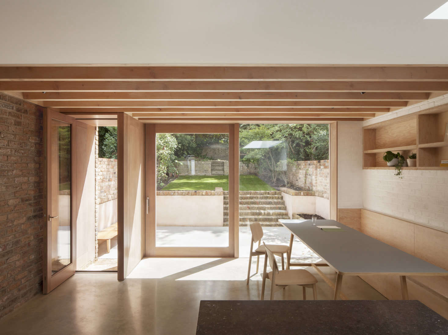 A Kismet Renovation In Highbury London By O Sullivan Skoufoglou
