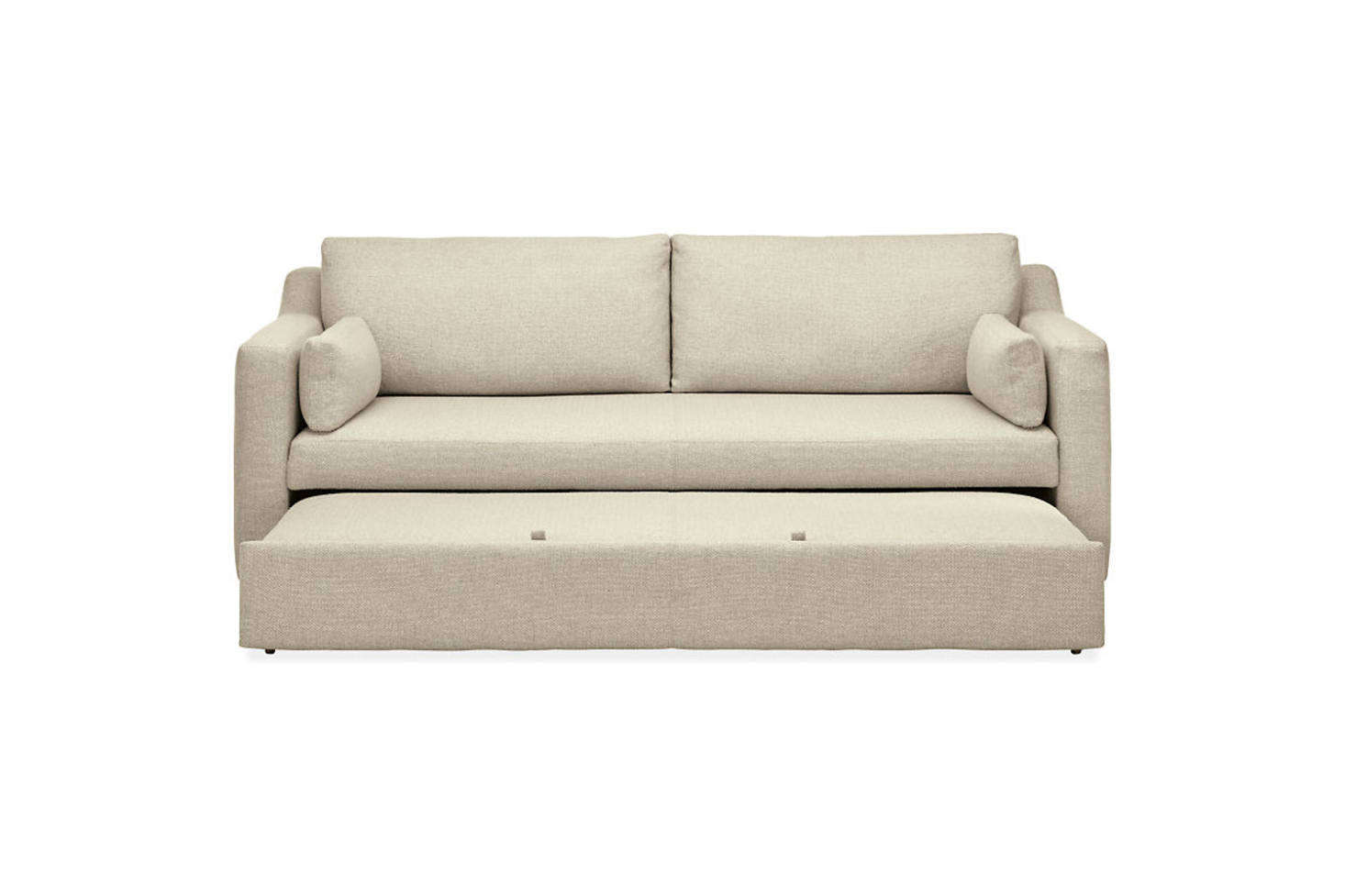 10 Easy Pieces Good Looking Sleeper Sofas Remodelista