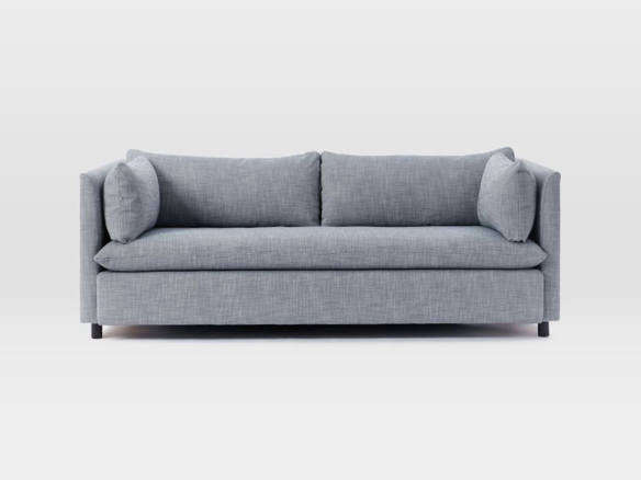 Wondrous Shelter Queen Sleeper Sofa Machost Co Dining Chair Design Ideas Machostcouk