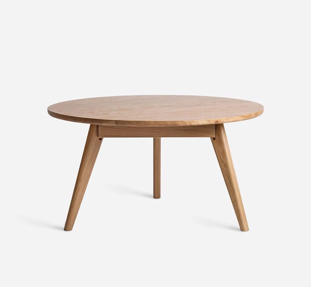 Superior The Elo Coffee Table Has A 30 Inch Round Top And Is 16 Inches Tall