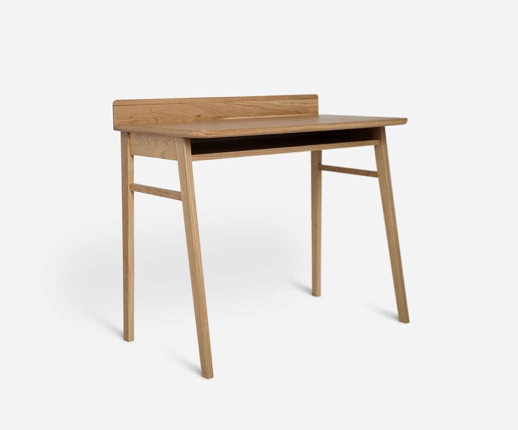 The Petite Reader Desk Is 38 Inches Wide By 33 Inches Tall And Has A Groove