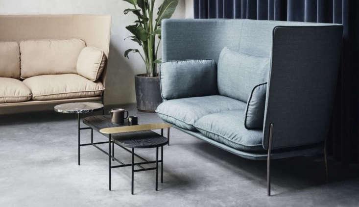 10 Easy Pieces: High Back Sofas - Remodelista