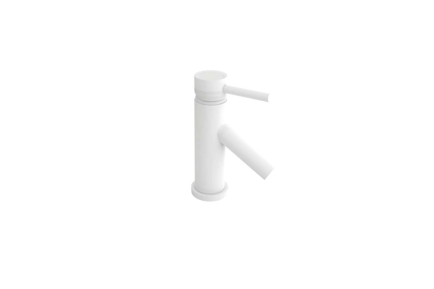 The Newport Brass East Linear Single Hole Bathroom Sink Faucet In White Is  $749.09 At Ferguson