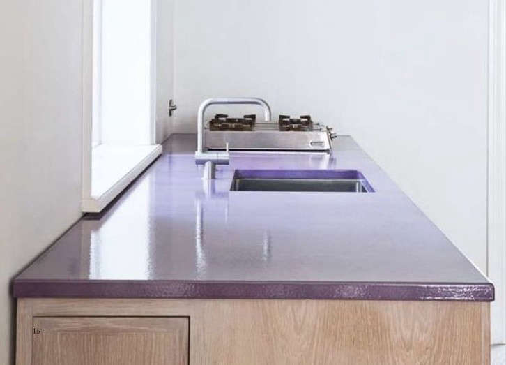 Remodeling 101 6 Things To Know About Lava Stone Countertops In Every Hue Remodelista