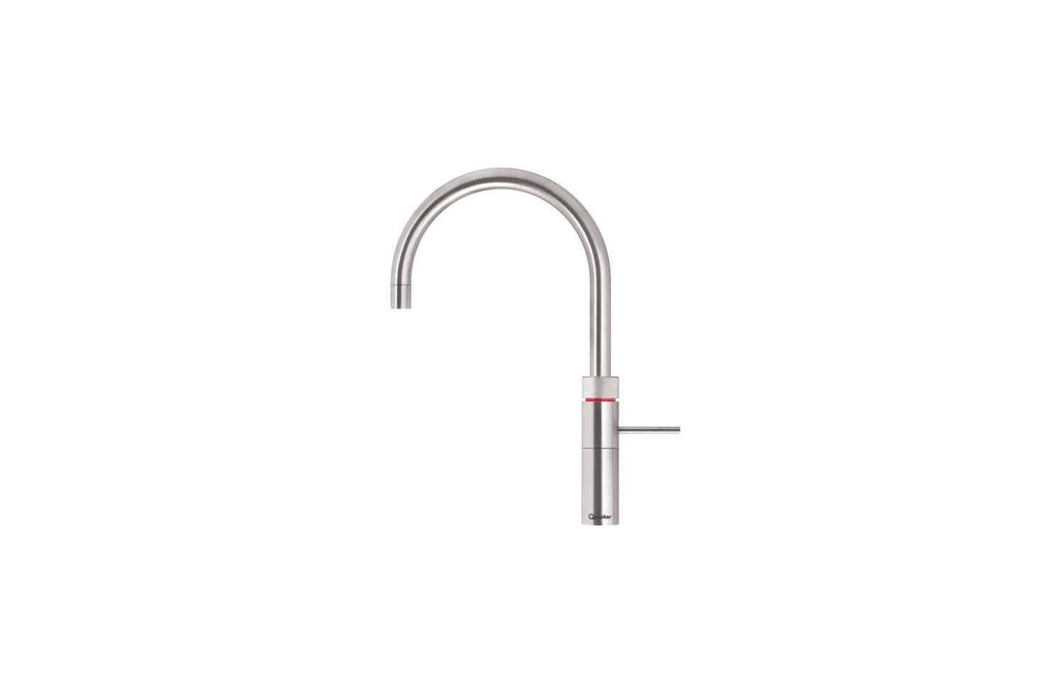 The Quooker Fusion Round Mixer Tap is a combination boiling water and mixer tap. Contact Quooker for ordering information. For more, see our post Remodeling src=