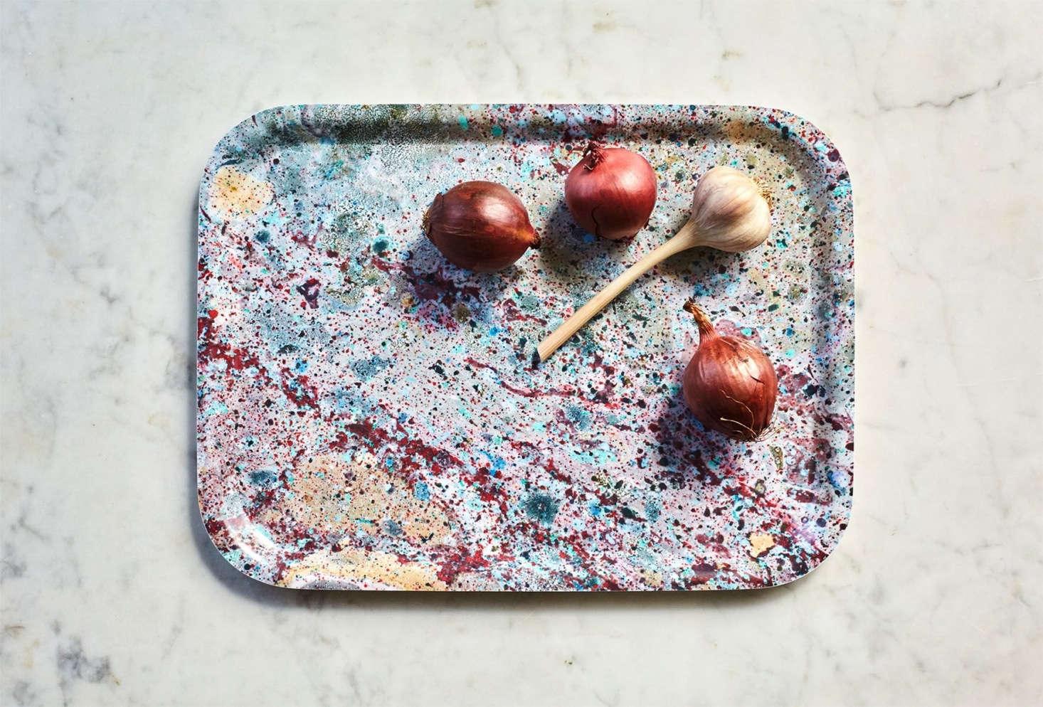The Autumn Stories Breakfast Tray is9. KR.