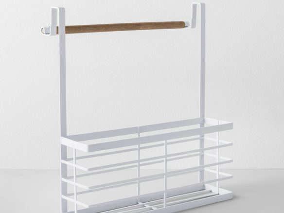 Made By Design Kitchen Cabinet Over The Door Organizer