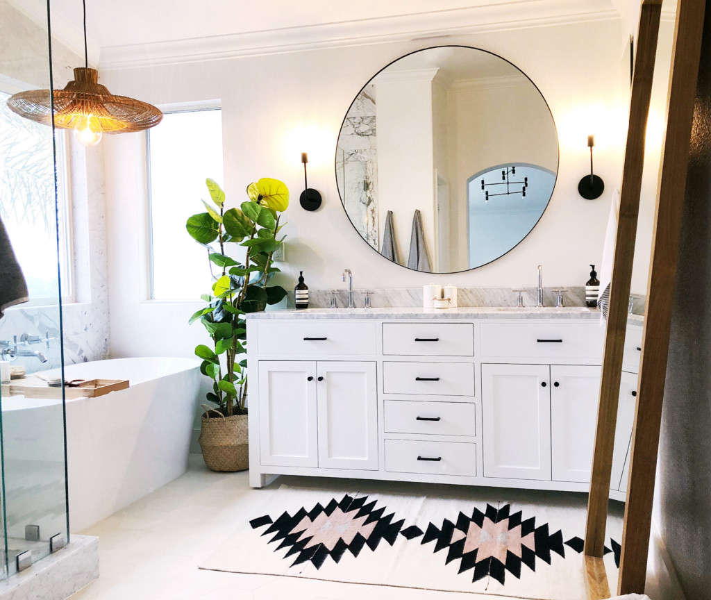 Bathroom Lighting Remodelista: From Carlsbad To Carlsrad Bathroom Remodel