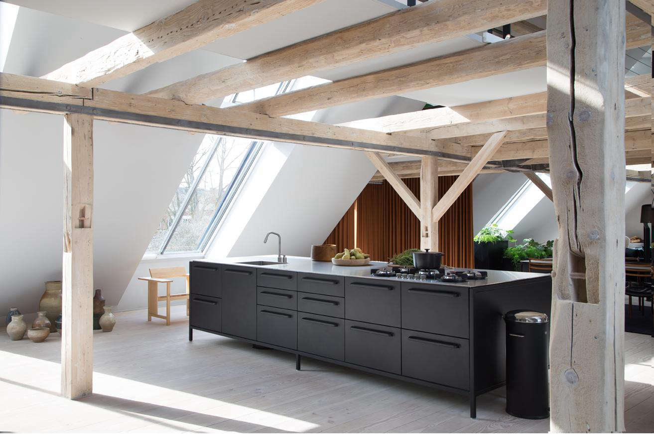 Vipp Loft: The Latest Lodgings in Copenhagen by a Danish Design Favorite
