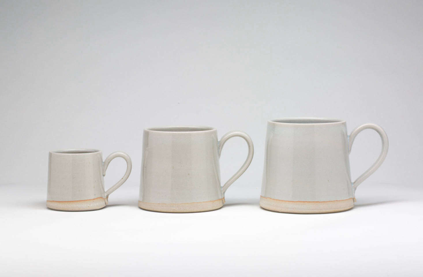 Every family member wants a mug of his or her own. From West River Field Lab in Los Angeles, handmadeMugs come in four sizes and 12 colors, starting at $20 for a four-ounce espresso cup to $28 for a 14-ounce mug. For more, seeCurrently Coveting: Japanese-Style Tableware Made in LA.