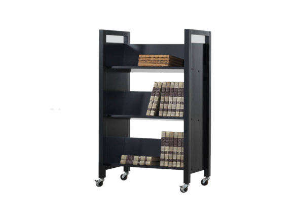 Acme Furniture Bookshelf Cart