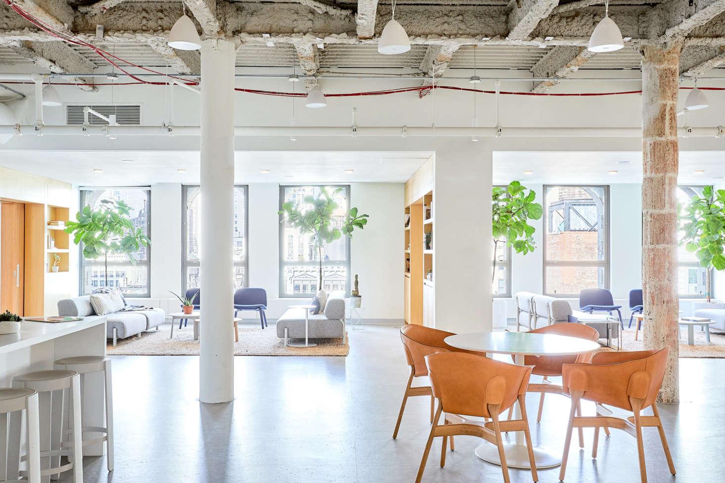 A Tour of Casper's Mod, Minimal Flatiron Headquarters