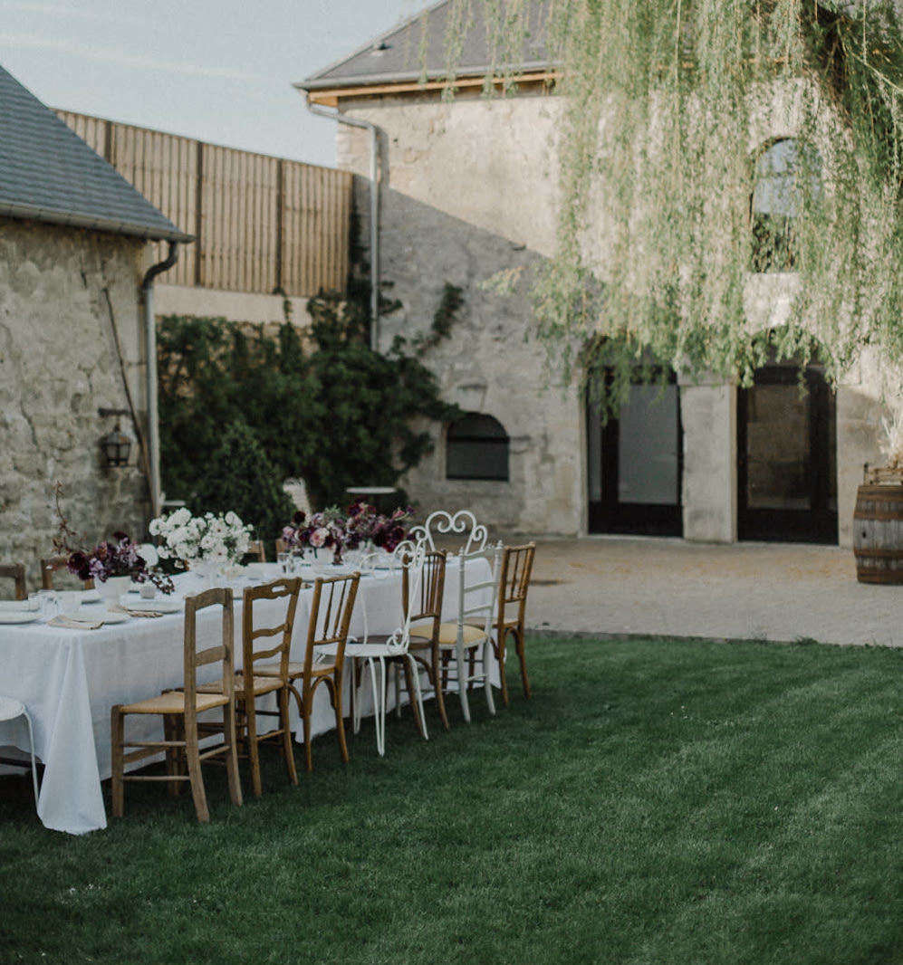 Expert Advice: How to Set a Table the French Way