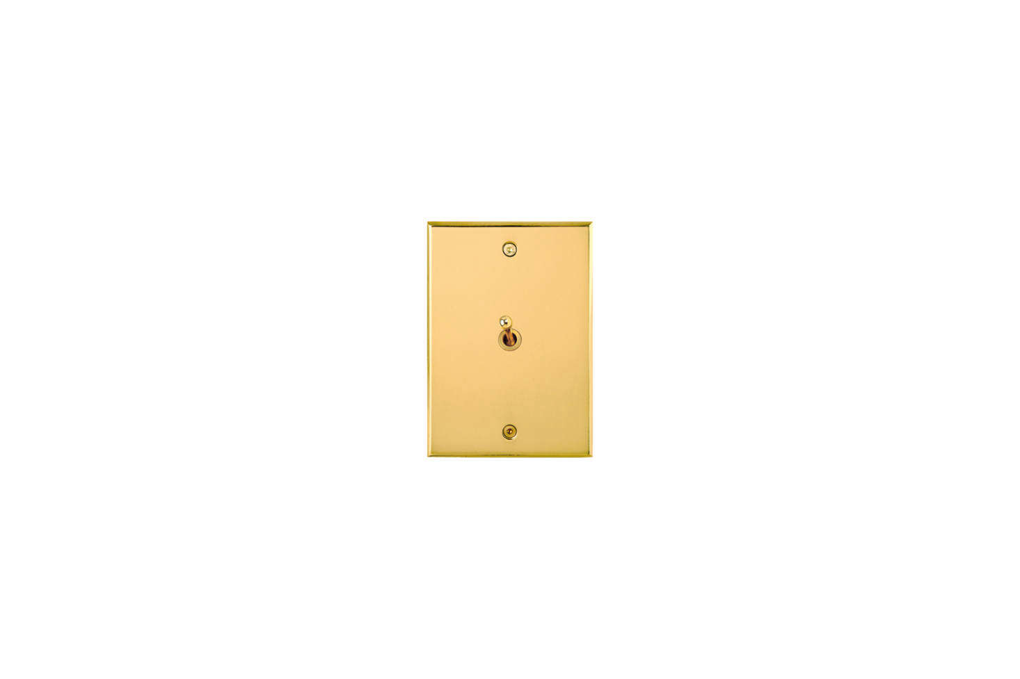 For a similar classic brass French-style light switch and dimmer, Meljac&#8