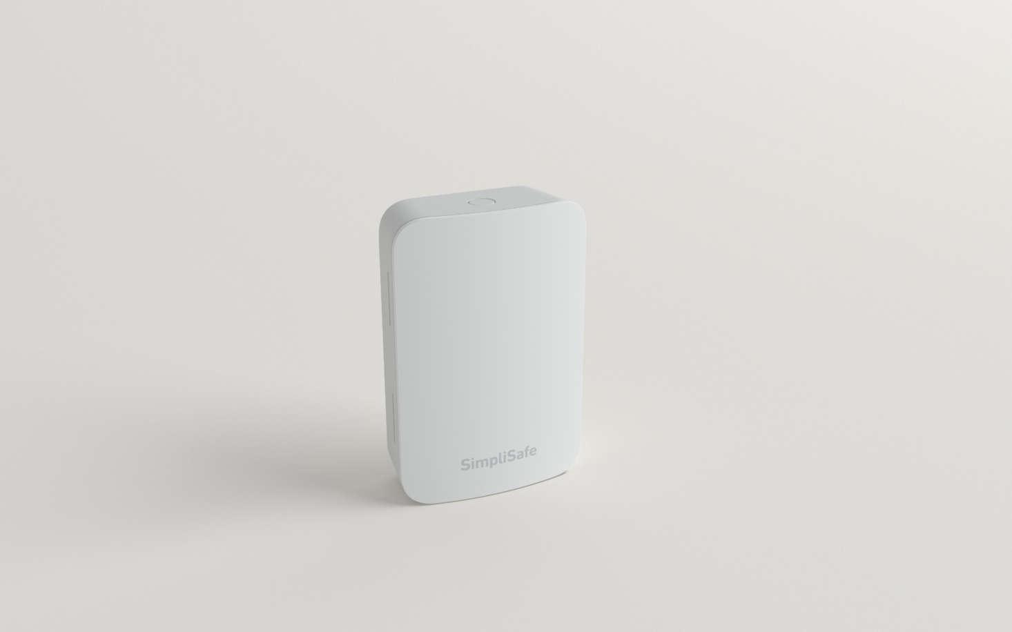 simplisafes low profile temperature sensor triggers if your home drops below 41 degrees fahrenheit - Simplisafe Home Security