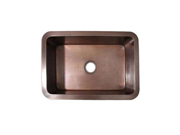 Whitehaus Copperhaus 30 Inch Undermount Kitchen Sink