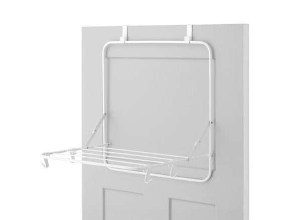 20 In X 2425 In White Over The Door Drying Rack