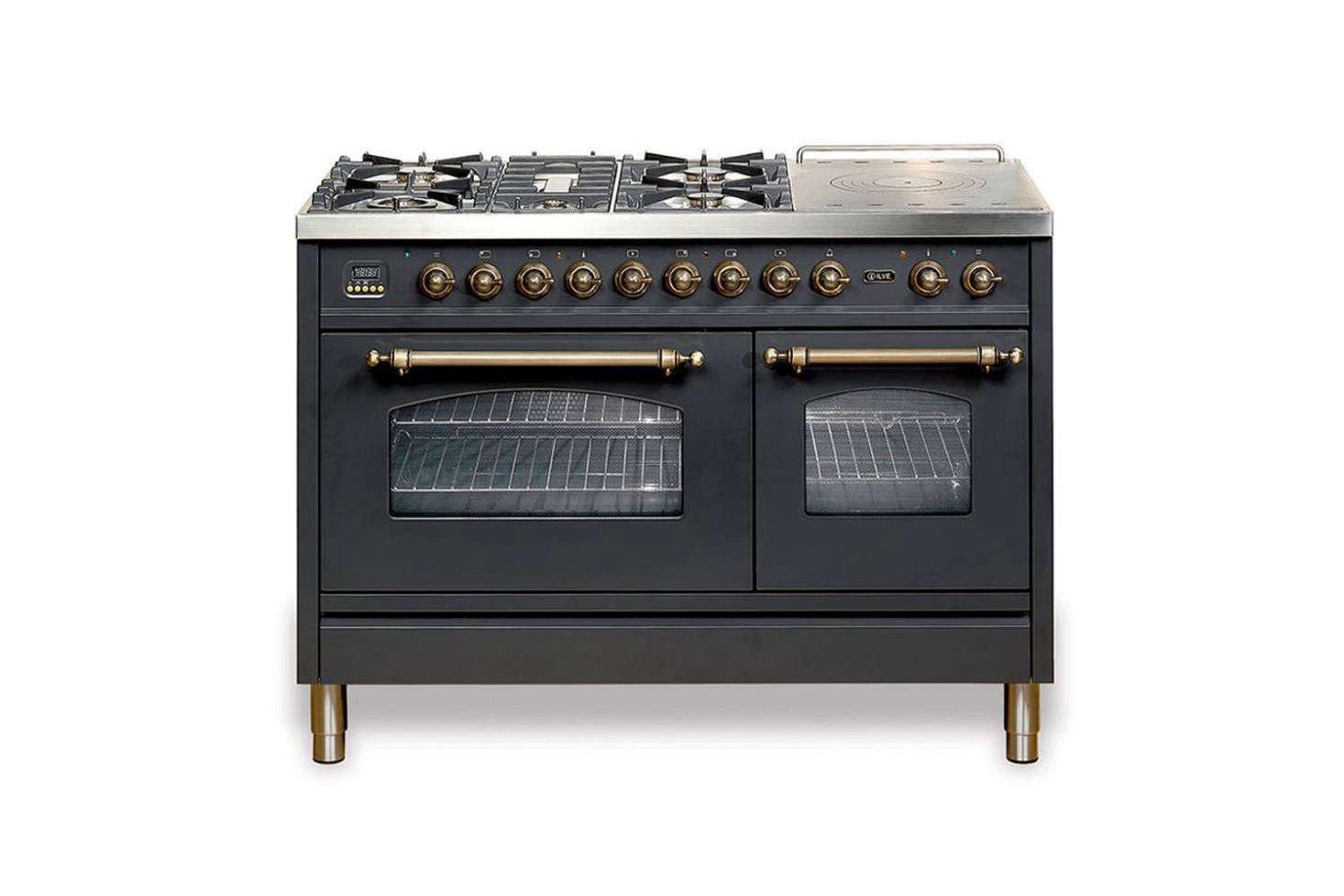 10 Easy Pieces Retro Kitchen Ranges