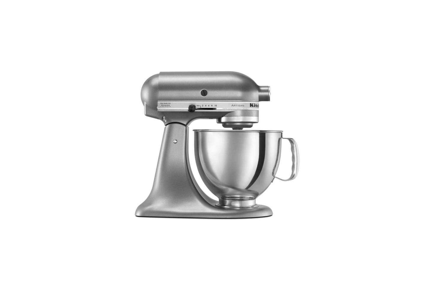The KitchenAid Artisan Series 5 Quart Stand Mixer is $9.96 on Amazon.