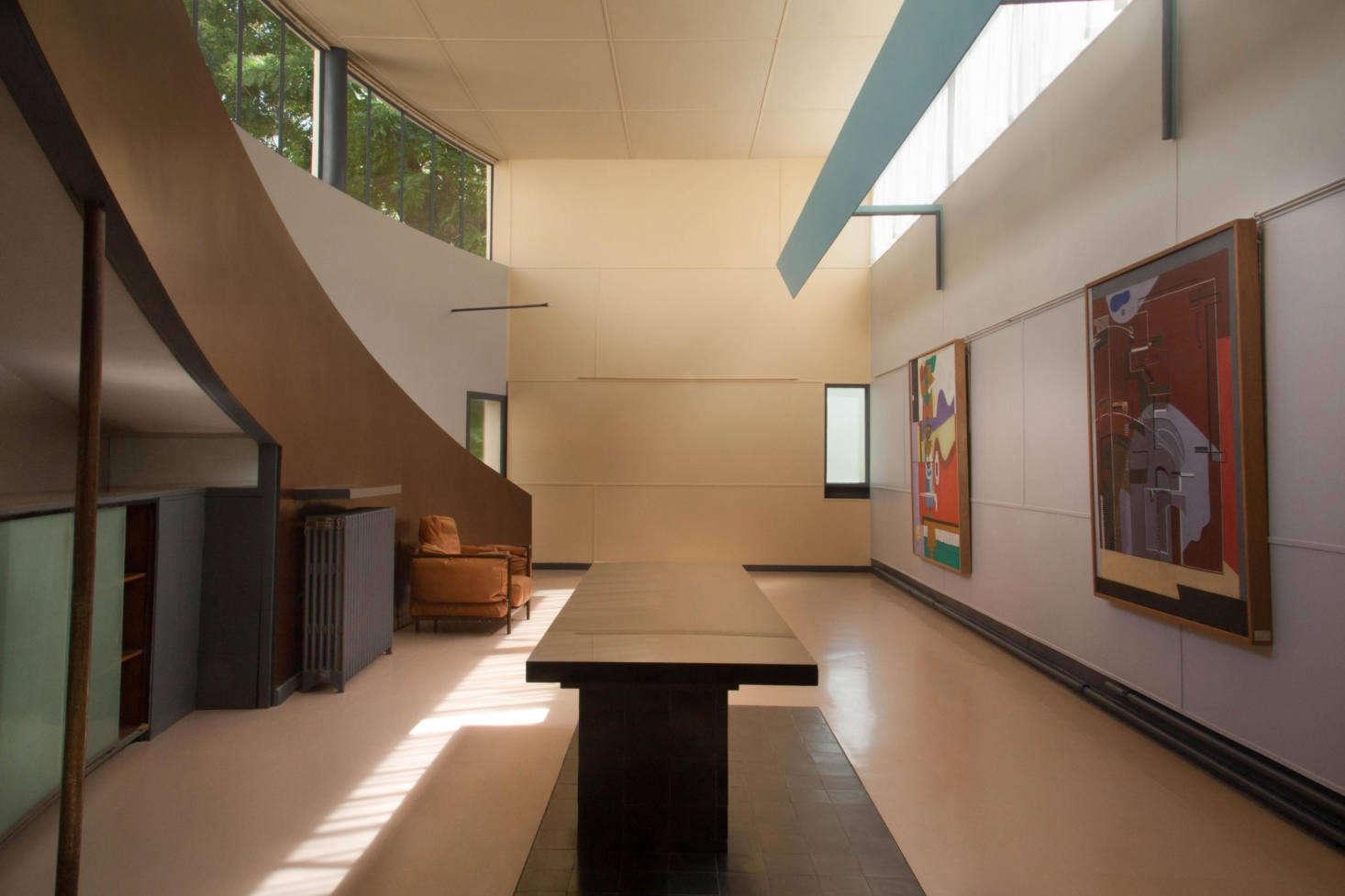 Le Corbusier Les 5 Points 12 design lessons from le corbusier's maison la roche in
