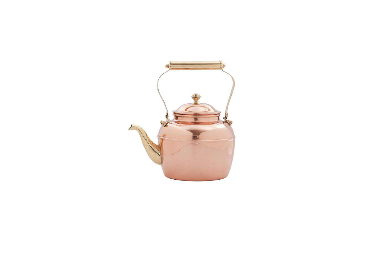 The Old Dutch Solid Copper Teakettle with Brass Handle is $5src=