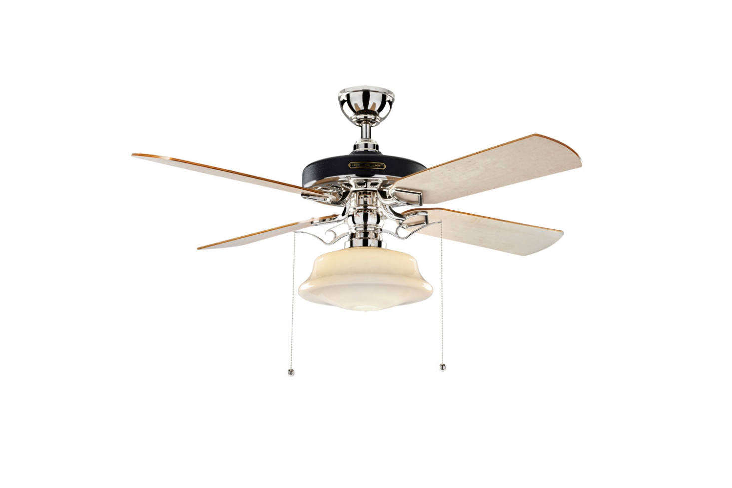 The Heron Ceiling Fan With Low Profile Shade From Rejuvenation Is One Of Many