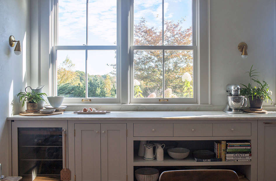 Steal This Look: A Luminous Kitchen Renovation in Rockport, Maine