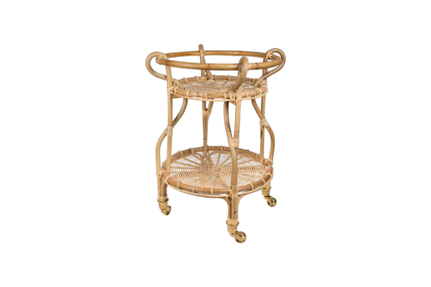 TheSika Design Fratellino Wicker Table designed by Franco Albini and Franca Helg in 5src=