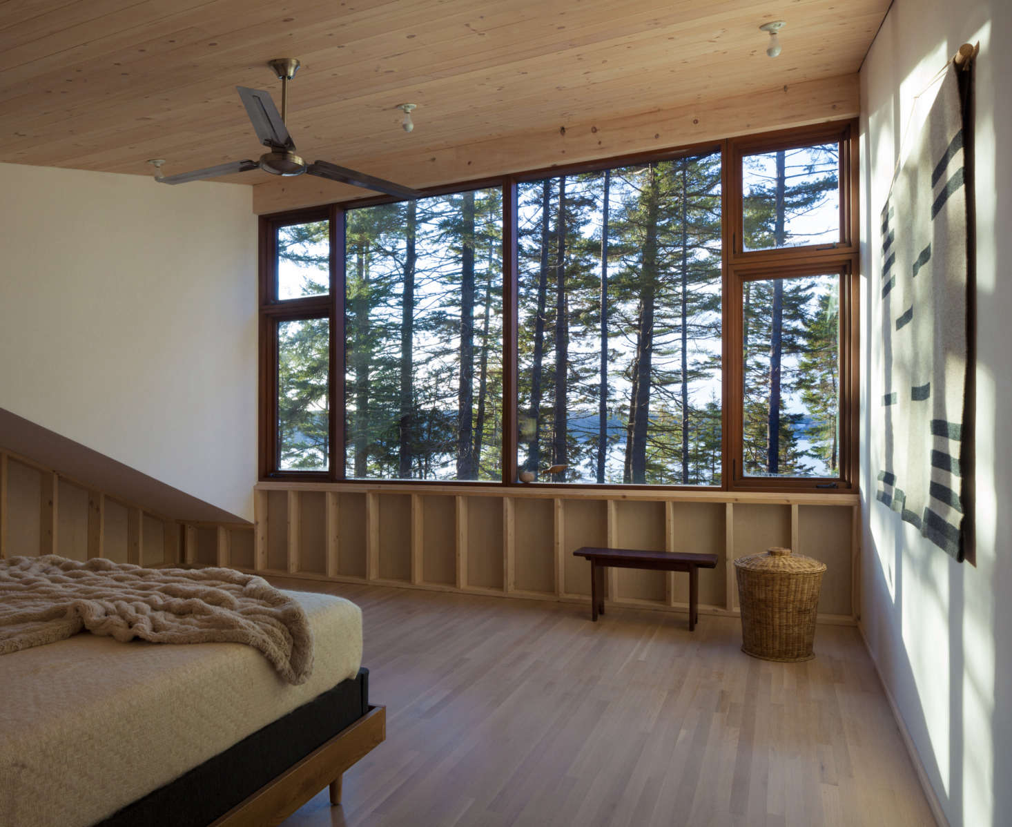Matthew Baird Architects Somes Sound House Acadia