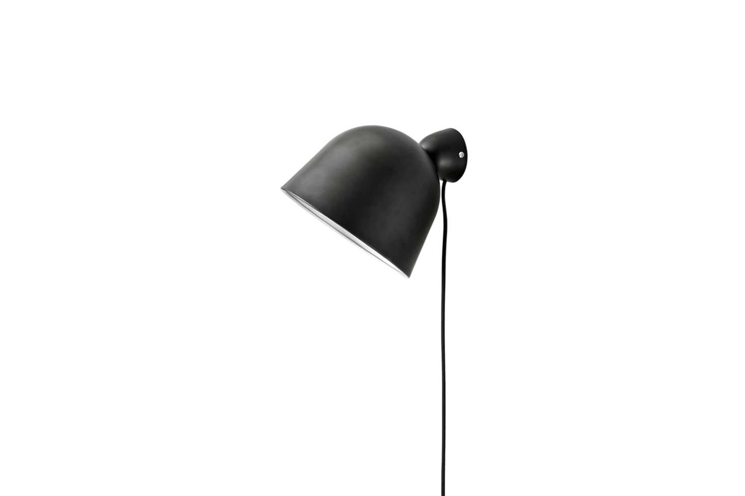 The simple Woud Kuppi Wall Lamp, available in black or white, is $185 at Connox. It's also available from the Finnish Design Shop; $154.