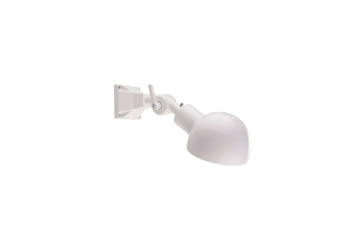 TheZangra White Steel Wall Lamp is an affordable €43, which makes up for the international shipping from Zangra in Belgium.
