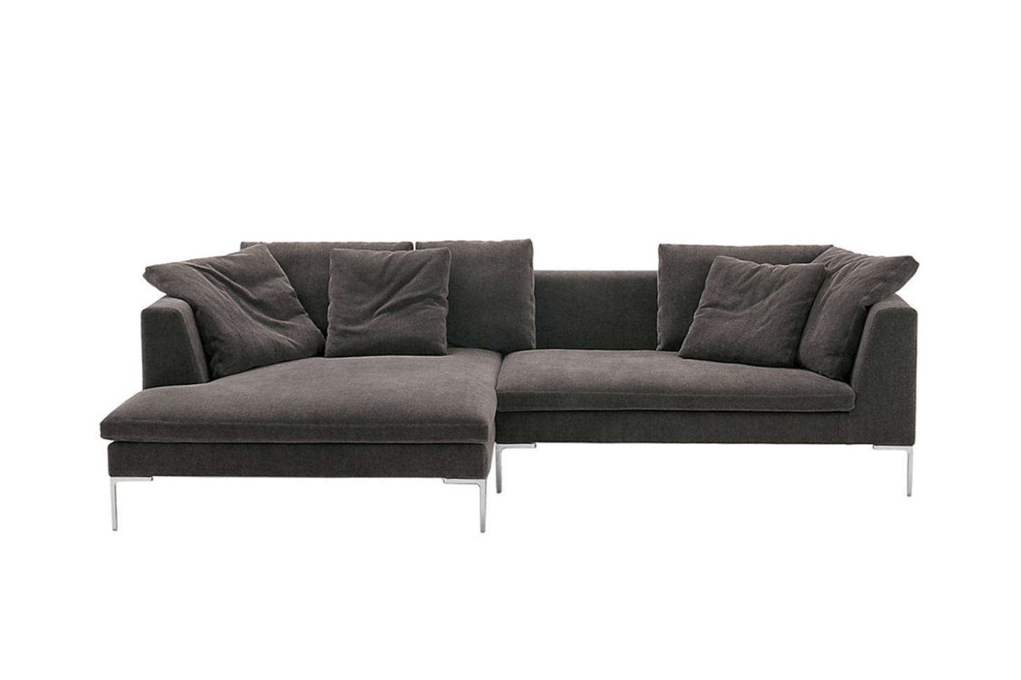 The Antonio Citterio Designed Charles Large Sofa By B Italia Is A Remodelista Favorite