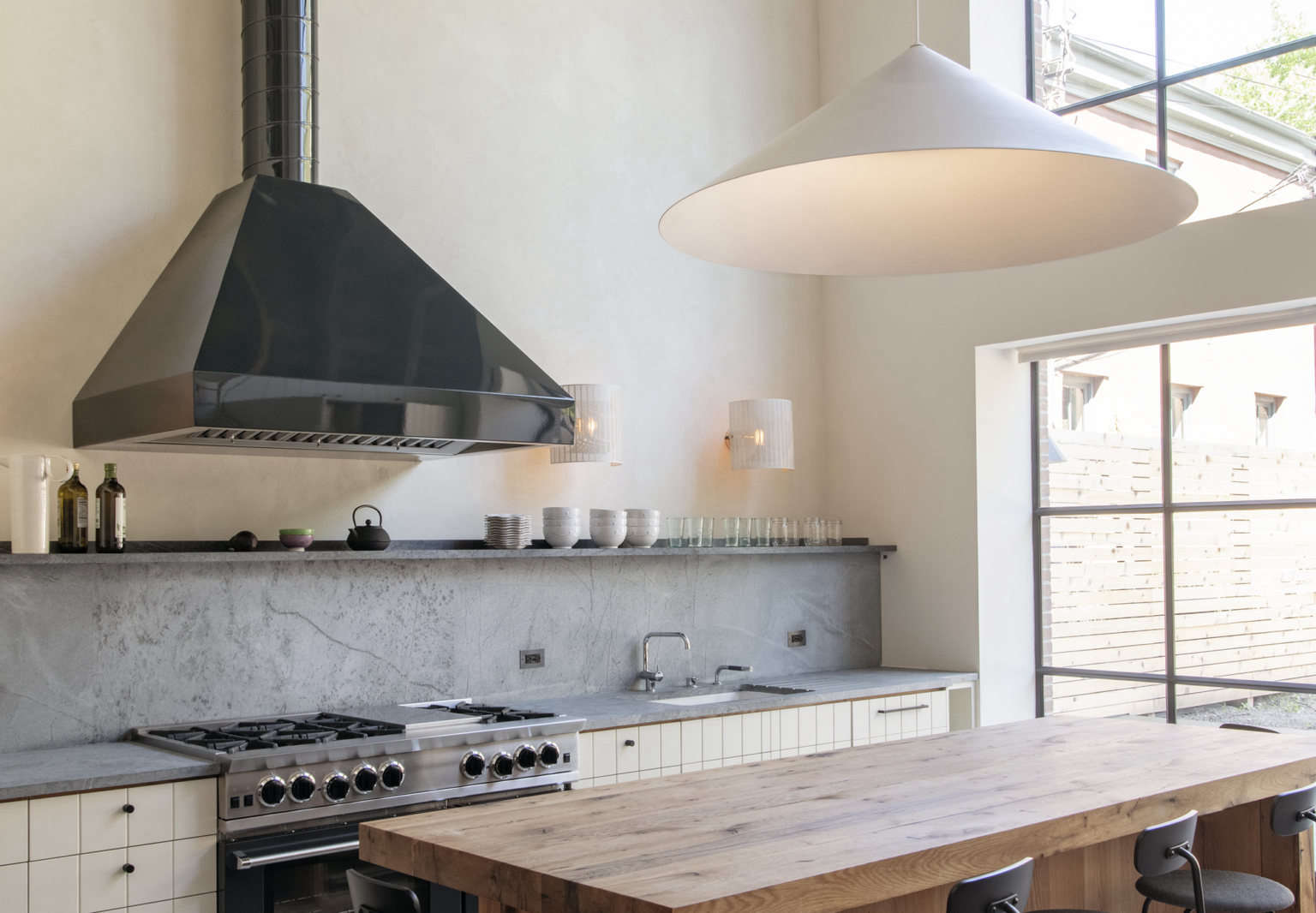Architect Elizabeth Roberts Brooklyn Townhouse Remodel With Three Story Addition