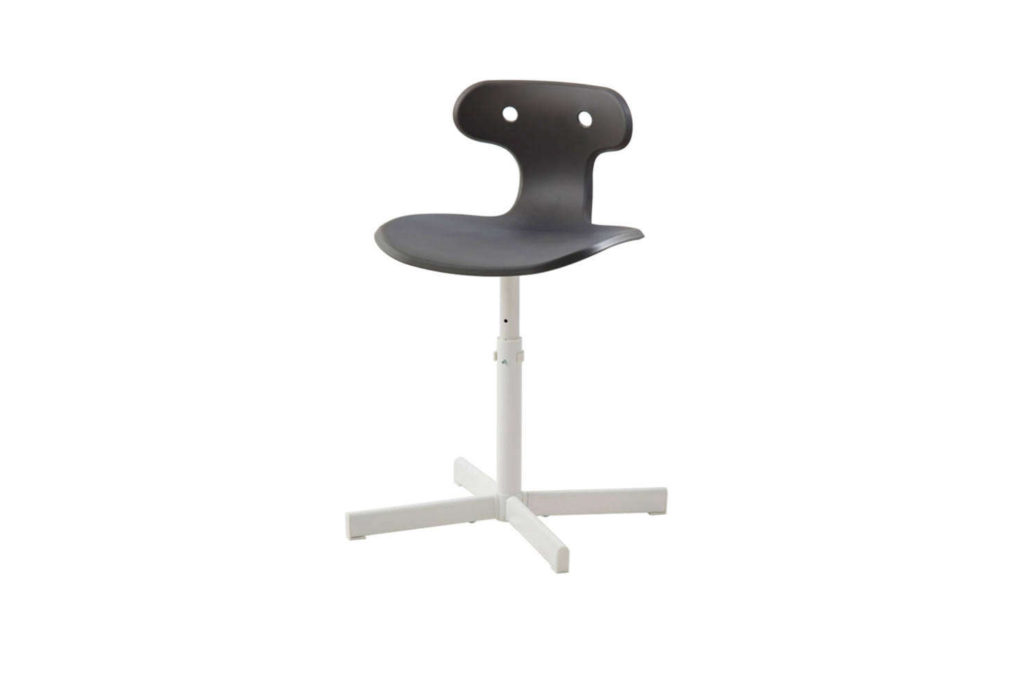 Super 10 Easy Pieces Modern Desk Chairs Without Wheels Remodelista Bralicious Painted Fabric Chair Ideas Braliciousco
