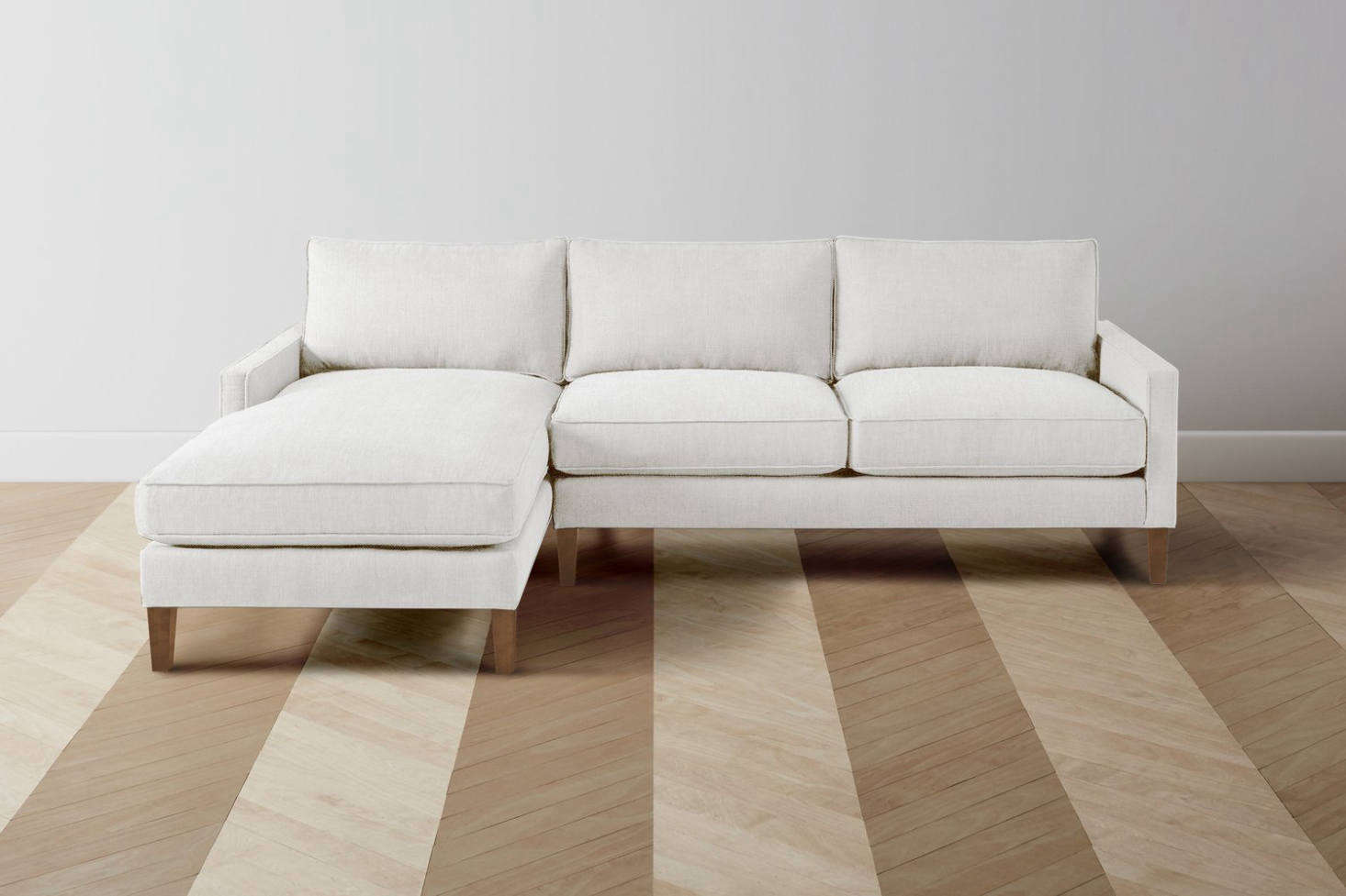 10 Easy Pieces Sectional Chaise Sofas