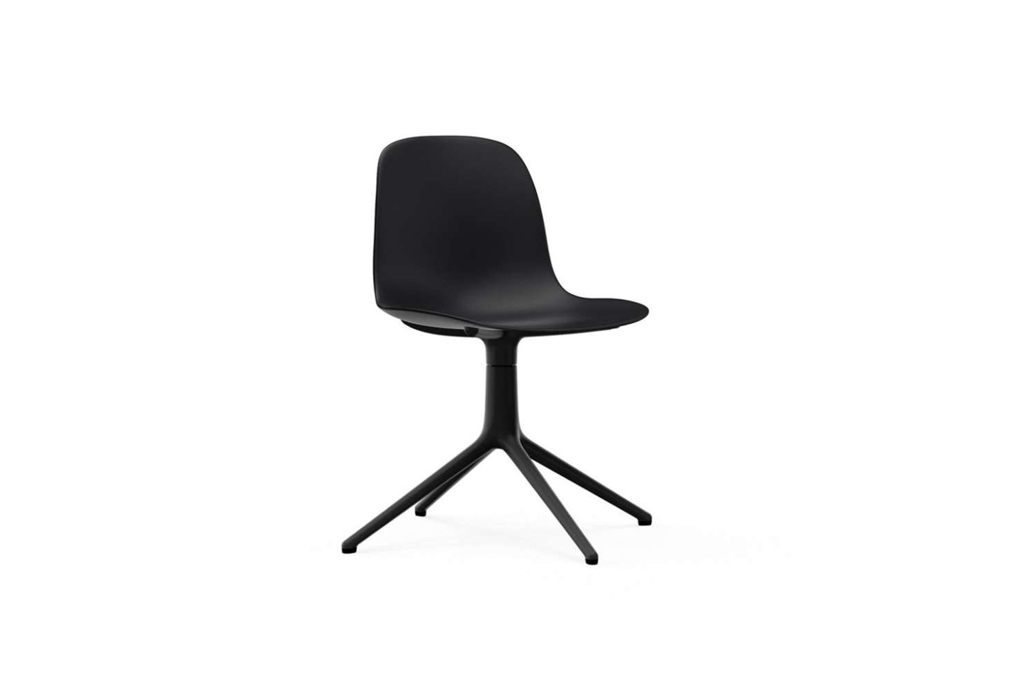 10 Easy Pieces Modern Desk Chairs Without Wheels