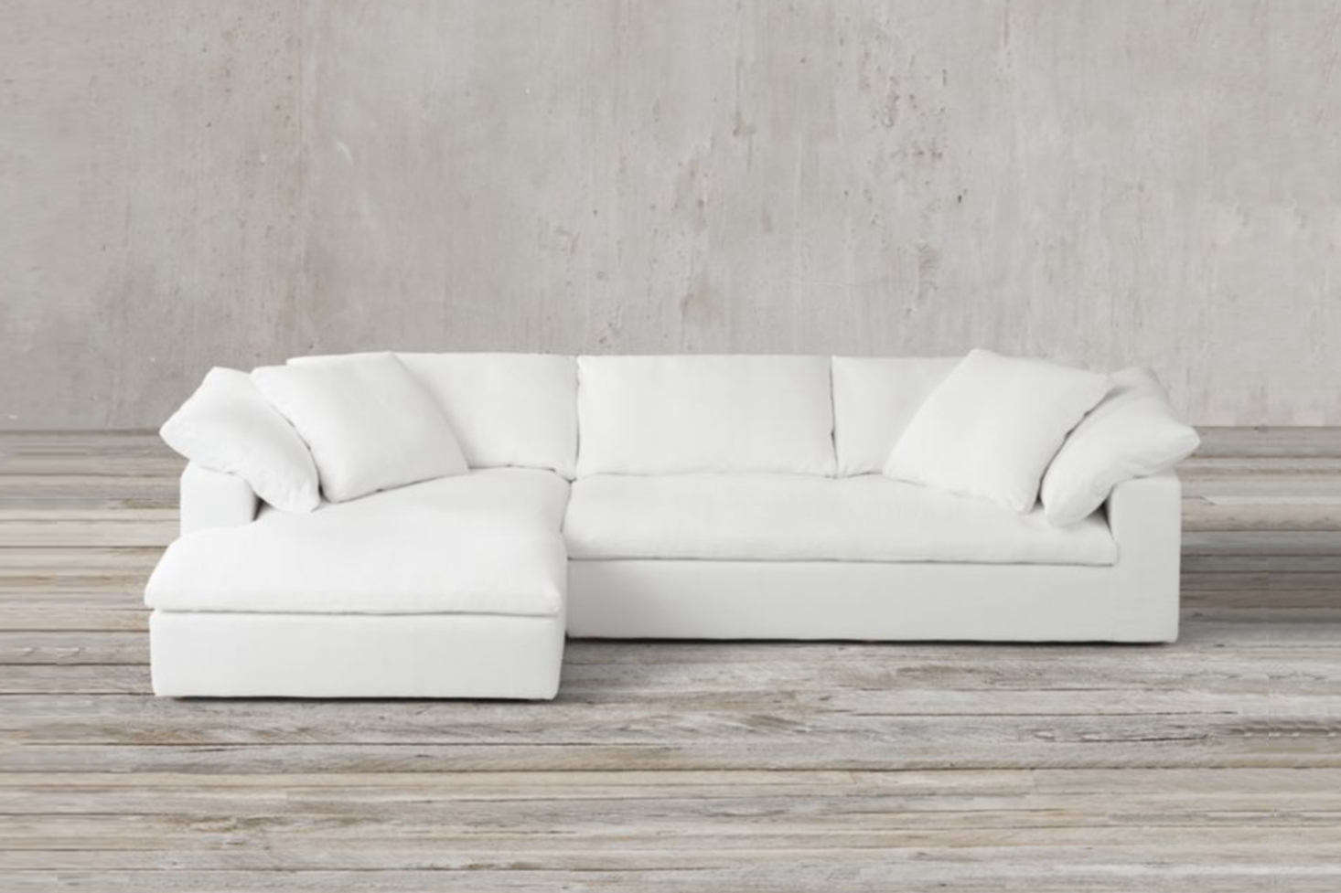 10 Easy Pieces Sectional Chaise Sofas Remodelista